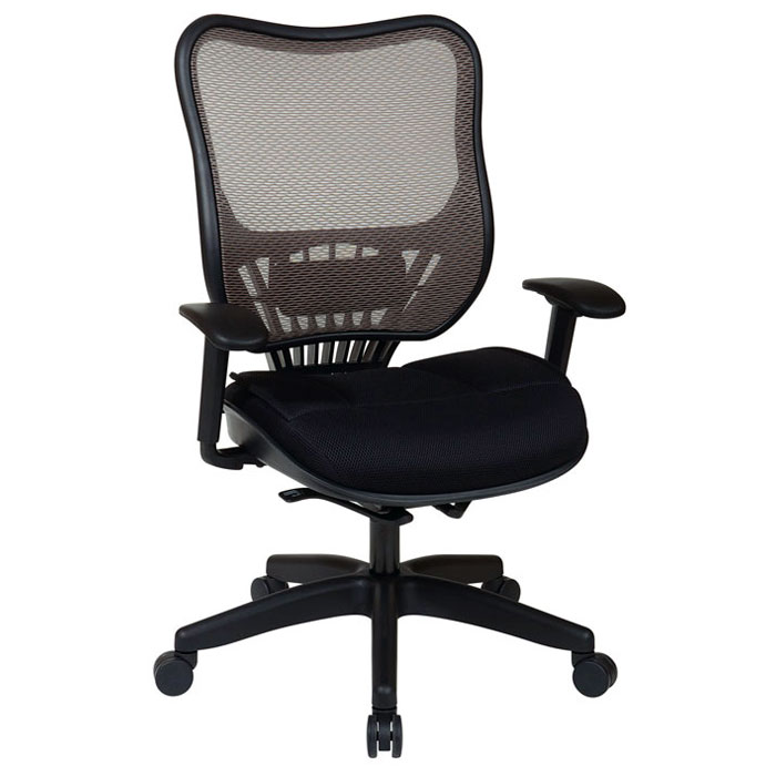 Space Seating 18 Series Latte AirGrid Back Executive Chair  : 18 28n28p from www.dcgstores.com size 700 x 700 jpeg 50kB