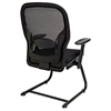 Space Seating 23 Series Professional Visitor's Chair with Sled Base - OSP-2305