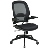 Space Seating 335 Series Professional AirGrid Back Manager's Chair - OSP-335-37N1P3