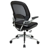 Space Seating 335 Series Professional AirGrid Back Adjustable Height Manager's Chair - OSP-335-47P91A3