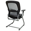Space Seating 36 Series Professional AirGrid Back Visitor's Chair - OSP-3685