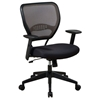 Space Seating 55 Series Deluxe Latte AirGrid Back Manager's Chair - OSP-55-38N17