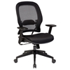Space Seating 55 Series Manager's Chair with AirGrid Back and Mesh Seat - OSP-5540