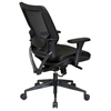 Space Seating 63 Series Professional Leather Seat Manager's Chair - OSP-63-57G944