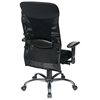 Pro-Line II Ergonomic Mesh High Back Office Chair with Titanium Finished Base - OSP-7160