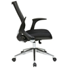 Pro-Line II ProGrid Back Manager's Chair with Flip Arms - OSP-80885AL