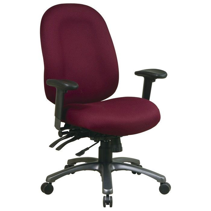 Pro Line Ii 8511 High Back With Custom Seat Cover Multi