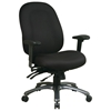 Pro-Line II 8511 - High Back with Custom Seat Cover Multi-Function Office Chair - OSP-8511
