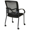 Pro-Line II ProGrid Back Rolling Visitor's Chair - OSP-85640