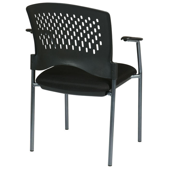 Pro Line Ii Stacking Visitor S Chair With Ventilated