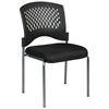 Pro-Line II Ventilated Back Stacking Visitor's Chair with Tube Legs - OSP-8620
