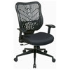 Space Seating 88 EPICC Series SpaceFlex Raven Manager's Chair - OSP-88-33BB918P