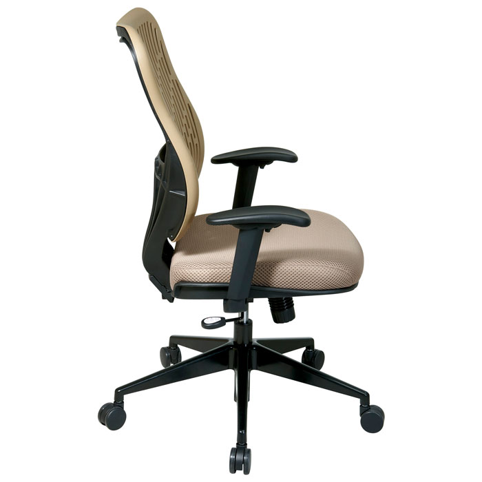 Space Seating 88 EPICC Series Latte SpaceFlex Executive Chair - OSP-88-88BB918P