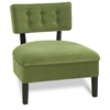 Avenue Six Curves Spring Green Button Back Chair - OSP-CVS263-G28