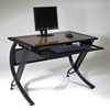 Pro-Line II Horizon Computer Desk with Keyboard Tray - OSP-HZN25