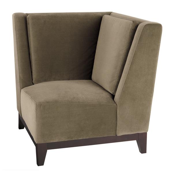 Merge Corner Chair  DCG Stores