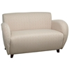 Loveseat with Cherry Finished Feet - OSP-SF2472