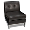 Avenue Six Wall Street Armless Chair - OSP-WST51N