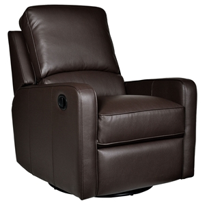 Perth Swivel Glider Recliner - Somerset Mocha II
