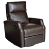 Superb Sidney Swivel Glider Recliner Bedford Mocha Dcg Stores Customarchery Wood Chair Design Ideas Customarcherynet