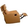 Sidney Contemporary Leather Recliner Chair - Swivel, Glider - OHF-1290-19
