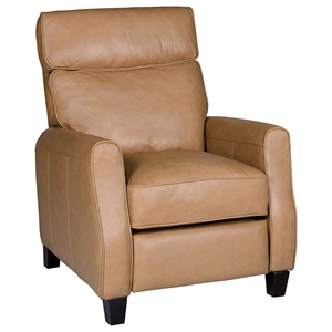 Venice Recliner Armchair - Baron Taupe Leather