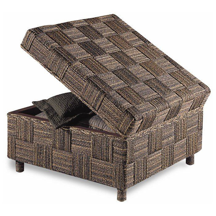 DCG Stores Buy Storage Ottomans Round Pouf Coffee Table