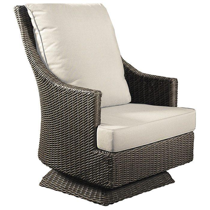 Wicker Rocking Chair Nursery