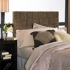 Plaid Low Headboard - Abaca Twist - PAD-PLD19