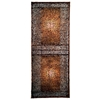Wicker Wall Lamp - Dark Brown, Large - PAD-PLV-34L-DBN