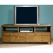 Salvaged Wood TV Console - 3 Shelves, 6 Drawers - PAD-SAL61