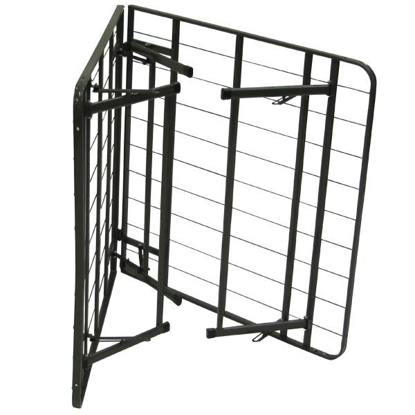 Pragma Foldable Bi-Fold Bed Frame | DCG Stores