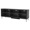Series 9 Designer 55 Inch TV Stand - Black - PRE-BCAL-0508-1
