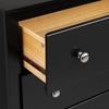 Sonoma Children's 6-Drawer Dresser in Black - PRE-BDC-4829