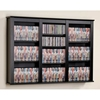 Fergus Large Wall Mounted Media Storage - PRE-XFW-0523