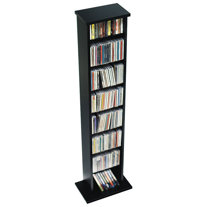 Hackett Slim Multimedia Storage Tower Dcg Stores