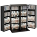 Gershom Locking Media Storage Cabinet - Small - PRE-XVS-0136