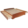 Drake Full Mate's Platform Storage Bed with 6 Drawers - PRE-XBD-5600-3K