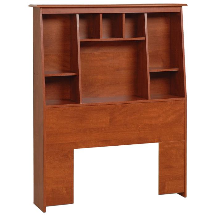 Sonoma Tall Slant Back Twin Bookcase Headboard Dcg Stores