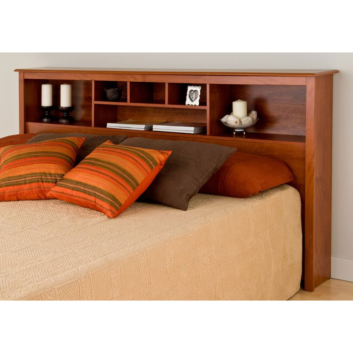Sonoma King Bookcase Headboard - PRE-XSH-8445
