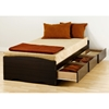 Drake Twin Mate's Platform Storage Bed with 3 Drawers - PRE-XBT-4100-2K