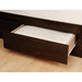 Drake King Mate's Platform Storage Bed with 6 Drawers - PRE-XBK-8400-K