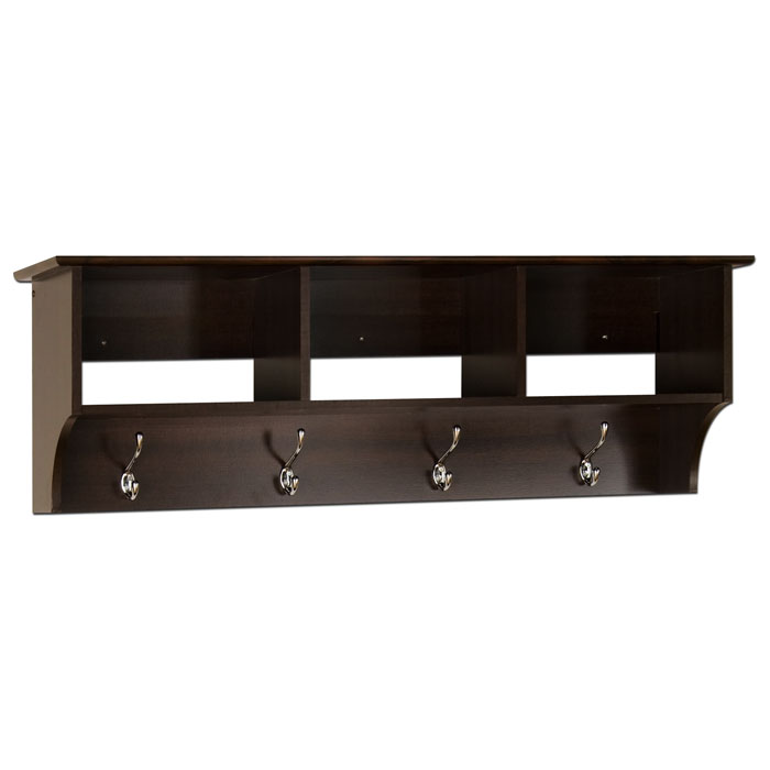 Sonoma Entryway Cubbie Wall Shelf