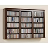 Fergus Large Wall Mounted Media Storage