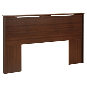 Coal Harbor Flat Panel Headboard - Espresso