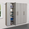 HangUps 24 Inch Large Storage Cabinet - Light Gray - PRE-GSCW-0706-2K
