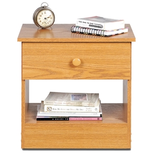 Edenvale Single Drawer Nightstand