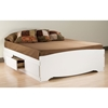 Drake Queen Mate's Platform Storage Bed - PRE-XBQ-6200-3K