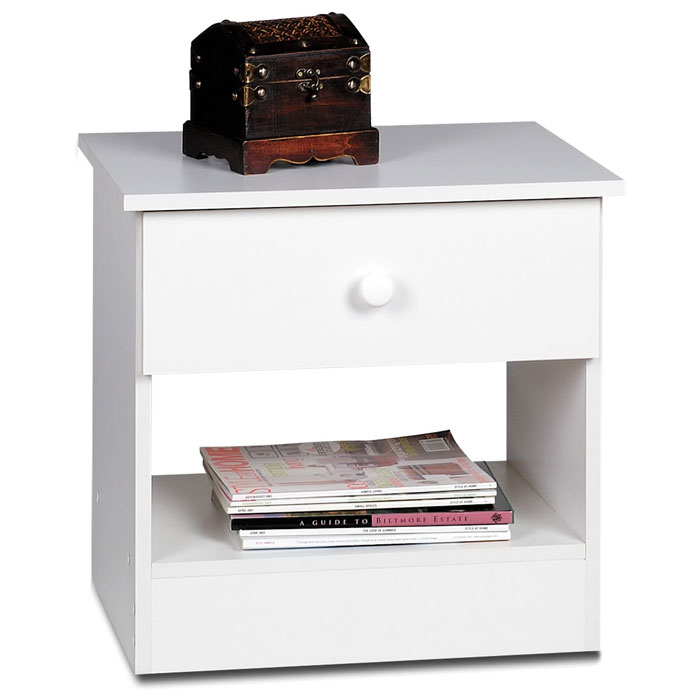 Edenvale Single Drawer Nightstand - PRE-XBD-2020-1