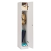 Elite Single Tier Locker - White - PRE-WSLS-0601-1